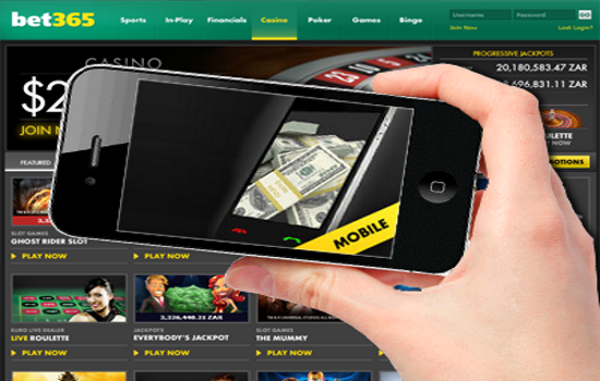 bet365 com mobile
